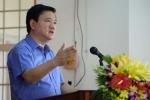 Ông Đinh La Thăng: Sẽ xử nghiêm, đúng người, đúng tội vụ Trịnh Xuân Thanh