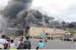 Video: Cháy lớn trong khu công nghiệp Trà Nóc, nghìn công nhân tháo chạy