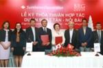 TP. Hà Nội Tập đoàn BRG và Sumitomo ký kết hợp tác phát triển thành phố thông minh