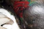 Xác phụ nữ khỏa thân trong bao tải: Manh mối từ hình xăm hoa hồng