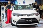 Ngắm Toyota Vios 2016 giá 532 triệu đồng mới bán ở Việt Nam