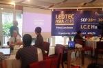 Sắp diễn ra Triển lãm công nghệ LED và thiết bị chiếu sáng tại Hà Nội