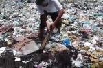 Chất thải Formosa tại bãi rác Thiên Cầm: Dân báo cáo nhưng chính quyền không về kiểm tra?