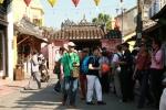 Mùa du lịch, khách Trung Quốc lại ồ ạt sang Việt Nam