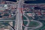 Bay từ cầu Thanh Trì xuống đất, tài xế chết thảm: Lỗi thiết kế của tuyến đường?