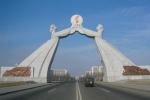 Những công trình có kiến trúc siêu ấn tượng ở Triều Tiên