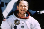 Phi hành gia tàu Apollo 12 tin có người ngoài hành tinh