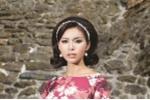 Siêu mẫu Minh Tú hoá thiếu nữ Sài thành thập niên 60 trên đất Pháp