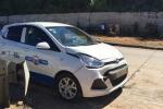 Đang truy bắt băng cướp taxi chạy trốn trong rừng