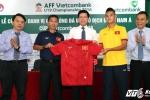 Lịch thi đấu U19 Đông Nam Á 2016, trực tiếp U19 Việt Nam
