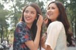 Lan Khuê, Nguyễn Thị Loan thích thú dạo Sài Gòn bằng xích lô