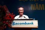 Phiếu bầu cao nhất, đại gia Dương Công Minh chính thức làm Chủ tịch Sacombank