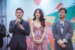 Hinh anh Diem My 9x rang ro tham du le khai mac lien hoan phim 'Diaspora' tai Han Quoc 3