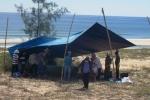 Thi thể nam giới mất đầu trôi dạt bờ biển ở Bình Thuận