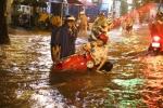 TP.HCM sẽ xuất hiện mưa lớn lịch sử trong các tháng tới