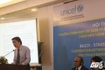 Đại diện UNICEF: TP.HCM vẫn còn nhiều hiểm họa đối với trẻ em