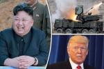 Triều Tiên dọa tung đòn tấn công cuối cùng vào Mỹ
