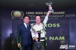 Giải Golf Long Biên Golf Course Open Championship đã tìm ra nhà vô địch