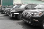 Điều tra doanh nghiệp nhập 30 siêu xe để biếu tặng