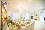 Tiết lộ ngôi nhà đẹp phong cách hoàng gia của Hồ Quỳnh Hương