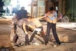 Video: Chiến binh nhí của IS đeo bom đầy người