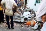 Mái hiên sập đè chết 3 người ở Vũng Tàu: Bé trai 3 tuổi không qua khỏi