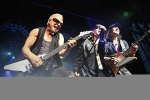 Công chiếu bộ phim về nhóm nhạc rock huyền thoại Scorpions
