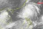 Tin hỏa tốc về siêu bão cuồng phong Meranti