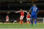 Video kết quả Arsenal vs Leicester: Robert Huth dâng 3 điểm cho Arsenal