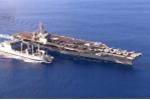 Mỹ đưa tàu sân bay đến khu vực Biển Đông, Trung Quốc phản ứng thế nào?