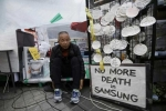 Samsung bị tố hủy hoại môi trường