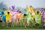 Bộ ảnh kỷ yếu độc nhất vô nhị của học sinh Nghệ An gây sốt
