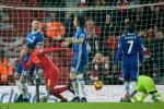 Hàng thủ mắc lỗi, Liverpool chia điểm kịch tính cùng Chelsea