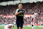 Video kết quả Stoke vs Arsenal: Arsenal quyết bám đuổi top 4