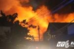 Cháy nổ lớn trong kho Cảng Sài Gòn, hàng hóa thành bãi phế liệu