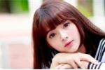 Hot girl 'ảnh thẻ' xinh đẹp trong trang phục nữ sinh