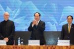 Chủ tịch nước: Ủng hộ tiến trình toàn cầu hoá mới