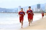 U20 Việt Nam nuốt trọn giáo án chạy bờ biển Nha Trang