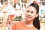 'Cô gái vàng' của Hoa hậu Việt Nam làm đại sứ ngày hội hiến máu