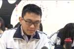 Nam sinh Nghệ An giành 4 học bổng Đại học ở Mỹ