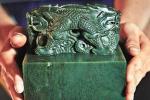 Ngọc tỷ của vua Càn Long được bán với giá gần 12 triệu USD