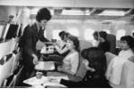 Ảnh hiếm trong 'lò' đào tạo tiếp viên hàng không cách đây hơn 50 năm