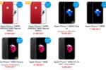 iPhone 7 màu đỏ bị đội giá 4 triệu đồng khi về Việt Nam