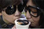 Cà phê in hình giống ảnh thật tới 95% gây 'sốt' trong giới trẻ Sài thành