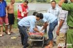 Tìm thấy thi thể bé trai 11 tuổi mất tích trên sông Sài Gòn