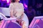 Hinh anh Ho Quynh Huong 'trach' Hari Won 'lay benh me trai dep' cho thi sinh 7