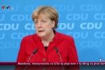 Thủ tướng Đức Angela Merkel tuyên bố tranh cử nhiệm kỳ thứ 4