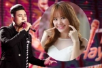 Chủ nhân hit 'Anh cứ đi đi' của Hari Won bất ngờ bị 'ghẻ lạnh' ở Sing my song