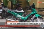 Băng cướp 'săn mồi' đêm dí dao khống chế tài xế Grabbike cướp xe