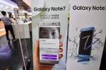 Galaxy Note 7 bán trở lại sau khi iPhone 7 cháy hàng